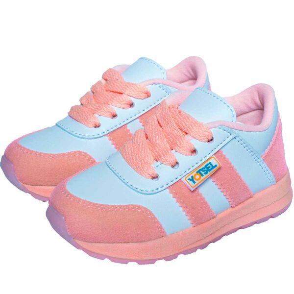 tenis para niña calzado yotsel